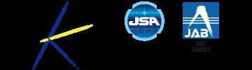 ISOマーク+ロゴ